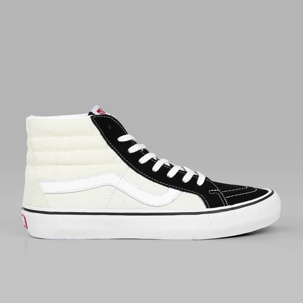 VANS SK8 HI REISSUE PRO (50TH) '87 BLACK CLASSIC WHITE