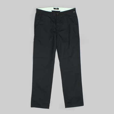 VANS SKATE AUTHENTIC CHINO PRO PANT BLACK