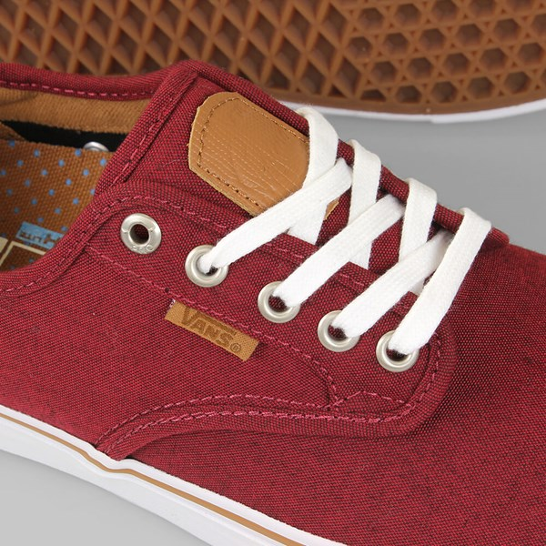 VANS SKATE CHIMA FERGUSON PRO OXFORD RED