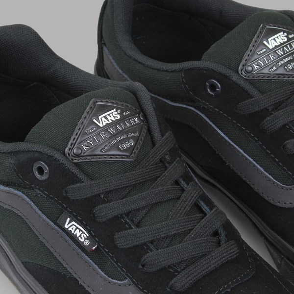 VANS SKATE KYLE WALKER PRO BLACKOUT