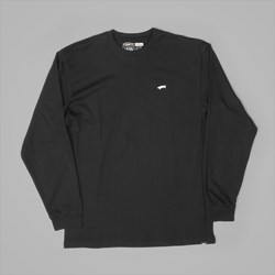 VANS SKATE LONG SLEEVE T-SHIRT BLACK