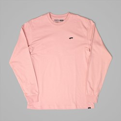 VANS SKATE LONG SLEEVE T-SHIRT ROSE TAN