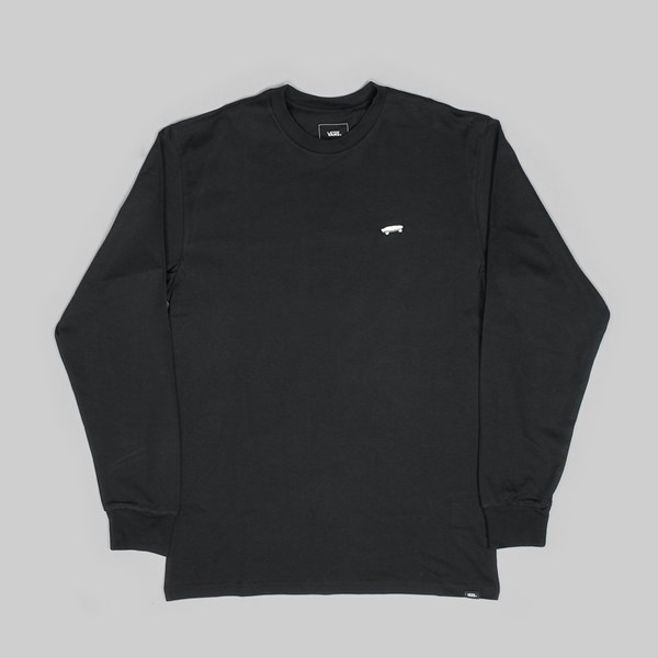 VANS SKATE LONG SLEEVE TEE BLACK