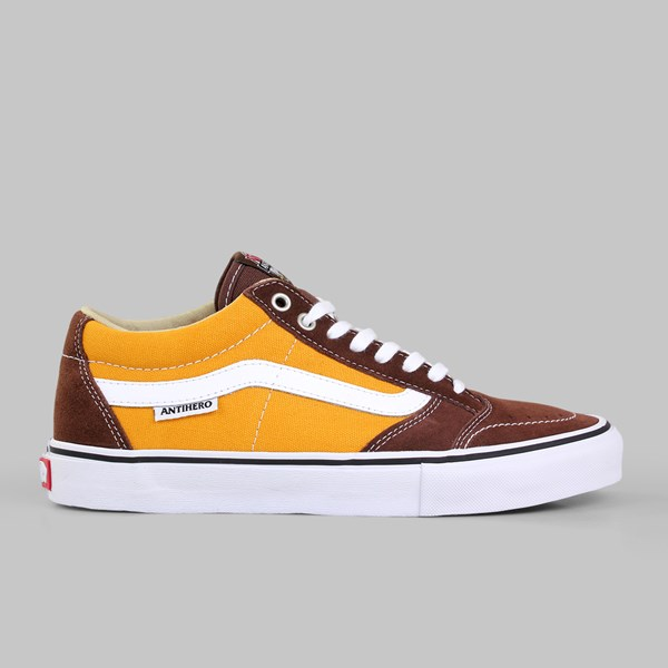 20b7f25c6f VANS SKATE TNT SG  ANTI HERO  BROWN