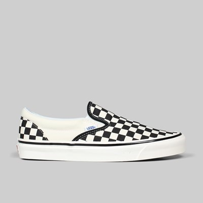 VANS SLIP-ON 98 DX (ANAHEIM FACTORY) CHECKER