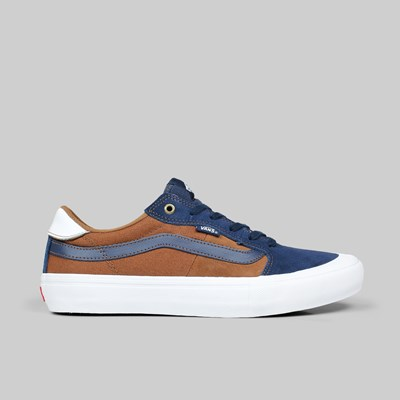 VANS STYLE 112 PRO DRESS BLUES DACHSHUND
