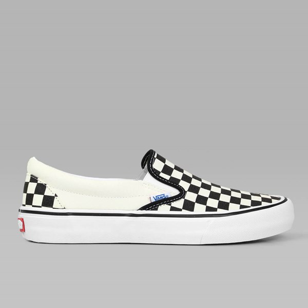 5327e4f486b VANS Slip On Pro (50th)  82 checkerboard