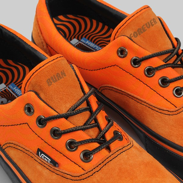 569340ddeb3c8f VANS X SPITFIRE ERA PRO CARDIEL ORANGE BLACK