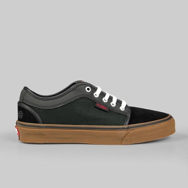 02b85d73c0 Vans Skate Chukka Low Independent Black