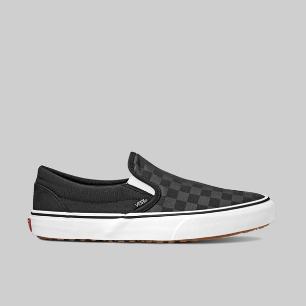 VANS SLIP ON UC (MADE FOR THE MAKERS) BLACK CHECKER
