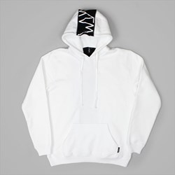 WAYWARD ATLANTIC HOODED FLEECE WHITE