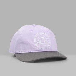 WELCOME BASIC WITCH UNSTRUCTURED CAP LAVENDER