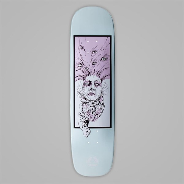 WELCOME SKATEBOARDS STOKER ON YUNG NIBIRU DECK 8.25""