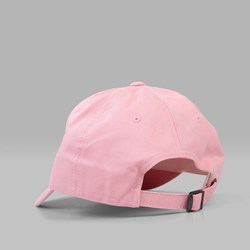 WELCOME SKATEBOARDS TONAL SCRAWL DAD CAP PINK