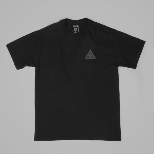 WELCOME TALISMAN TEE Black Glow in the Dark