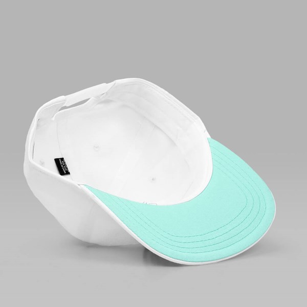 WELCOME TALISMAN UNSTRUCTURED CAP WHITE