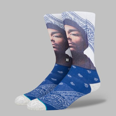 STANCE X SNOOP DOGG 'WHAT'S MY NAME' SOCKS