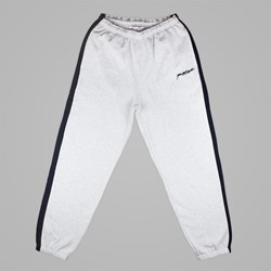 YARDSALE ASH/NAVY TRACKSUIT BOTTOMS