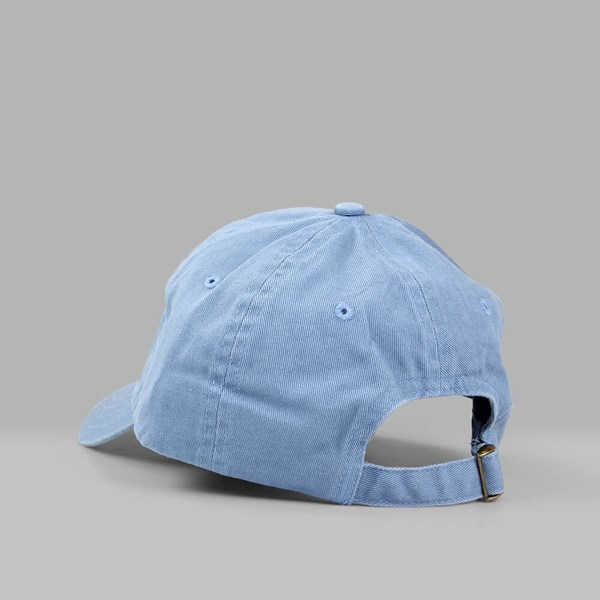 YARDSALE YS 6 PANEL DAD CAP LIGHT BLUE