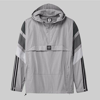 ADIDAS 3ST JACKET LIGHT GRANITE SOLID GREY FIVE