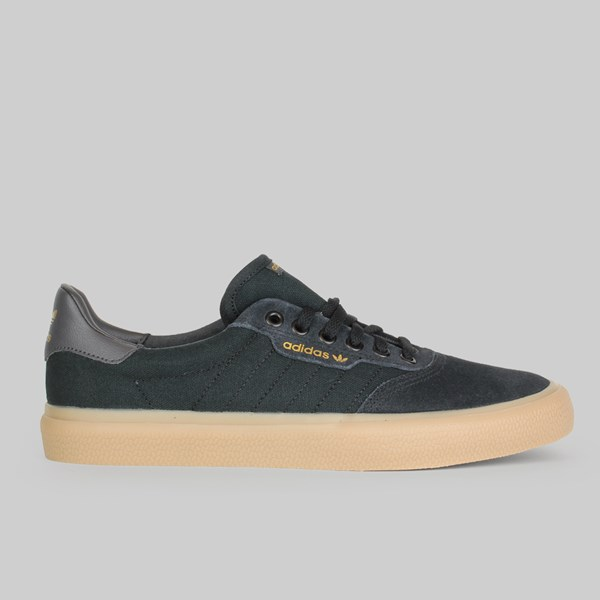 ADIDAS 3MC CORE BLACK SOLID GREY GUM