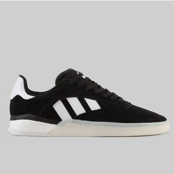 ADIDAS 3ST.004 BOOST YOU WEAR CORE BLACK WHITE