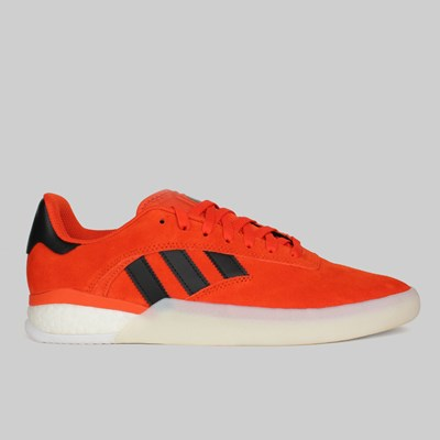 ADIDAS 3ST.004 BOOST YOU WEAR ORANGE BLACK WHITE