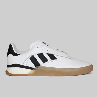ADIDAS 3ST.004 BOOST YOU WEAR WHITE BLACK GUM