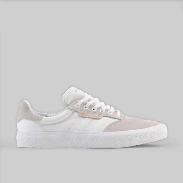 ADIDAS 3MC FOOTWEAR WHITE CLEAR BROWN GOLD