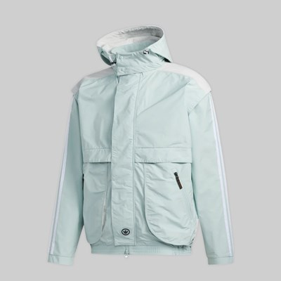 ADIDAS BLACKROCK JACKET GREEN TINT GREY ONE