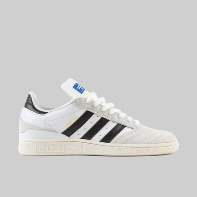 ADIDAS BUSENITZ PRO FOOTWEAR WHITE CORE BLACK