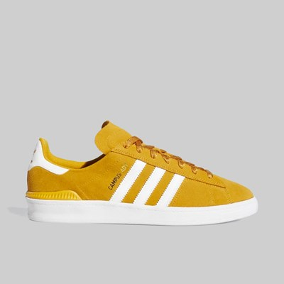 ADIDAS CAMPUS ADV TACTILE YELLOW WHITE GOLD