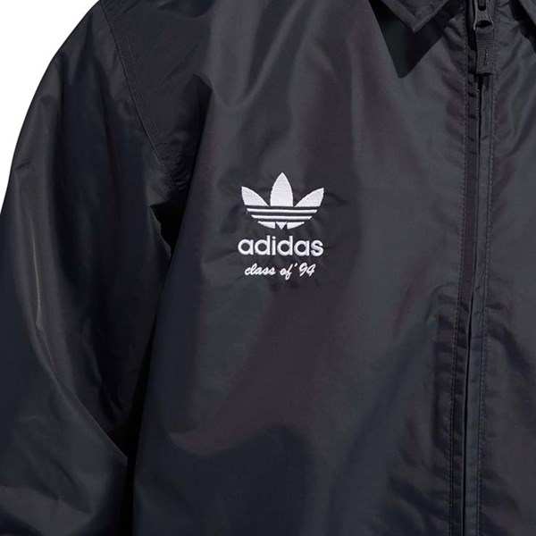 ADIDAS CIVILIAN JACKET CARBON ACTIVE BLUE CREAM