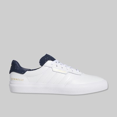 ADIDAS JAKE DONNELLY 3MC WHITE NAVY GOLD MET