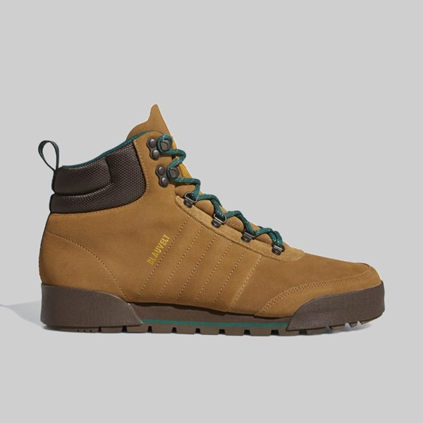 ADIDAS JAKE BOOT 2.0 HI RAW DESERT BROWN COLLEGIATE