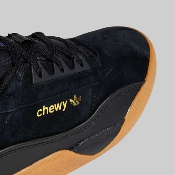 ADIDAS X CHEWY CANNON LIBERTY CUP BLACK GOLD GUM