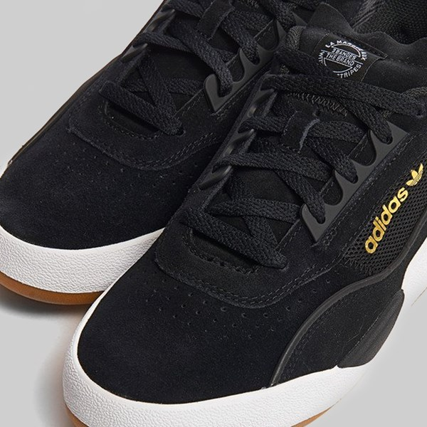 ADIDAS LIBERTY CUP CORE BLACK FOOTWEAR WHITE GUM