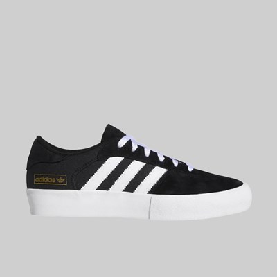 ADIDAS MATCHBREAK SUPER CORE BLACK WHITE