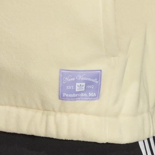 adidas nora fleece jacket