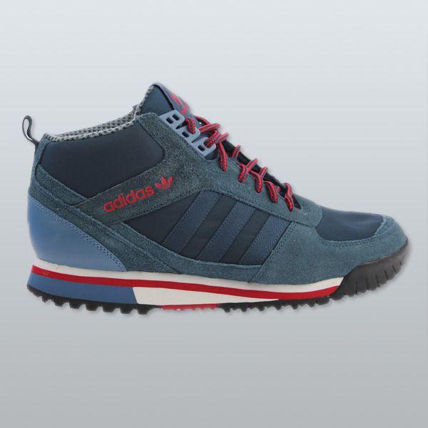 most popular best factory price Adidas Originals ZX TR Mid Top Trainers Dark Petrol St ...
