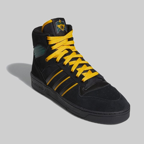 ADIDAS RIVALRY HI OG X NA-KEL BLACK COLLEGIATE GOLD