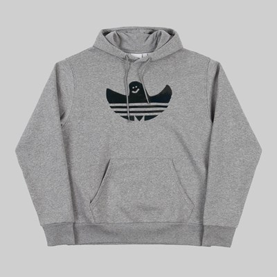 ADIDAS G SHMOO HOODIE CORE HEATHER GREY