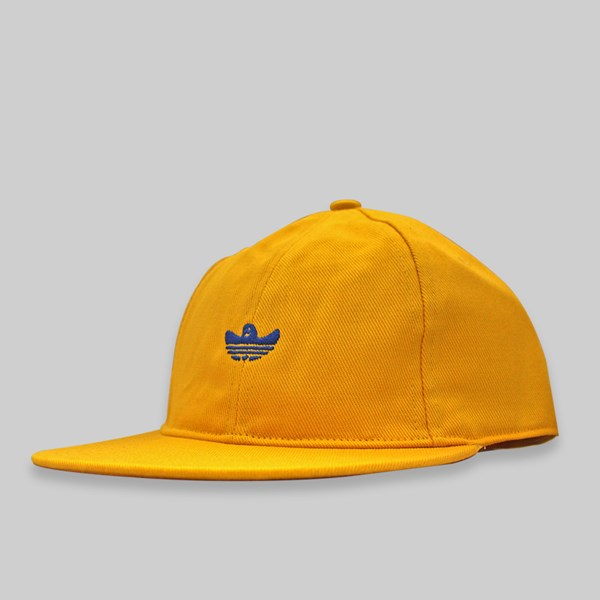 ADIDAS SHMOO SIX PANEL CAP ACTIVE GOLD ROYAL