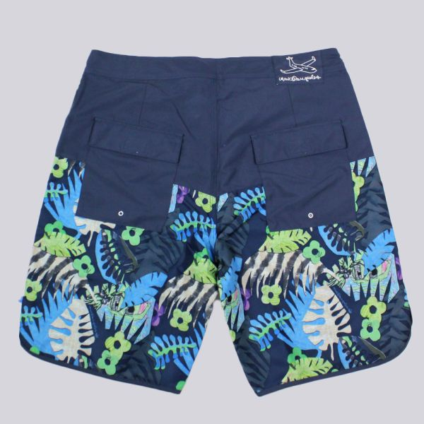 Adidas Skate Gonz Boardshorts Uniform Blue