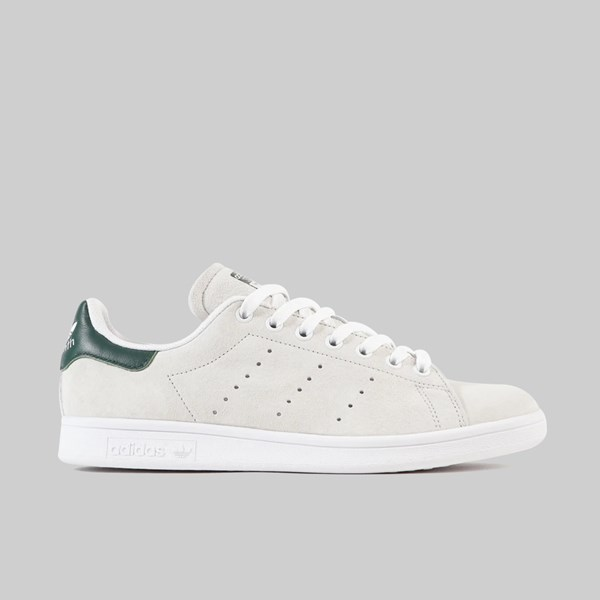 ADIDAS STAN SMITH ADV CRYSTAL WHITE MINERAL GREEN