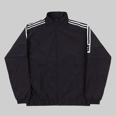 ADIDAS STANDARD 2.0 JACKET BLACK WHITE