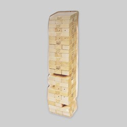 ALLTIMERS JENGA WIDE SHAPED DECK