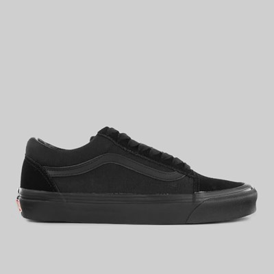 VANS OLD SKOOL 36 DX ANAHEIM OG BLACK OG BLACK