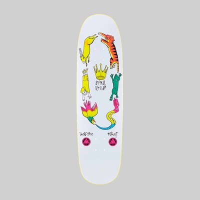 WELCOME 'ANIMAL KINGDOM' 2.0 DECK 8.75""
