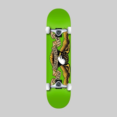 ANTI HERO SKATEBOARDS COMPLETE CLASSIC EAGLE LG 8.00